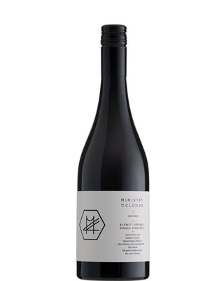 Ministry of Clouds Blewitt Springs Shiraz 2013