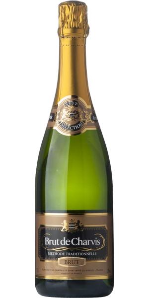 Bailly Lapierre Brut de Charvis Methode Traditionnelle N.V. 750ml  12% ABV