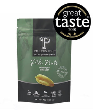 Pili Pushers Himalayan Pink Salt Pili Nuts 45g Crafted 852 Hong Kong 3
