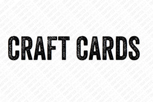 CRAFTED 852 Gift Cards