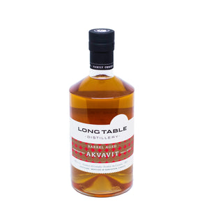Long Table Barrel Aged Akvavit 750ml