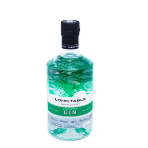 Long Table Cucumber Gin 750ml