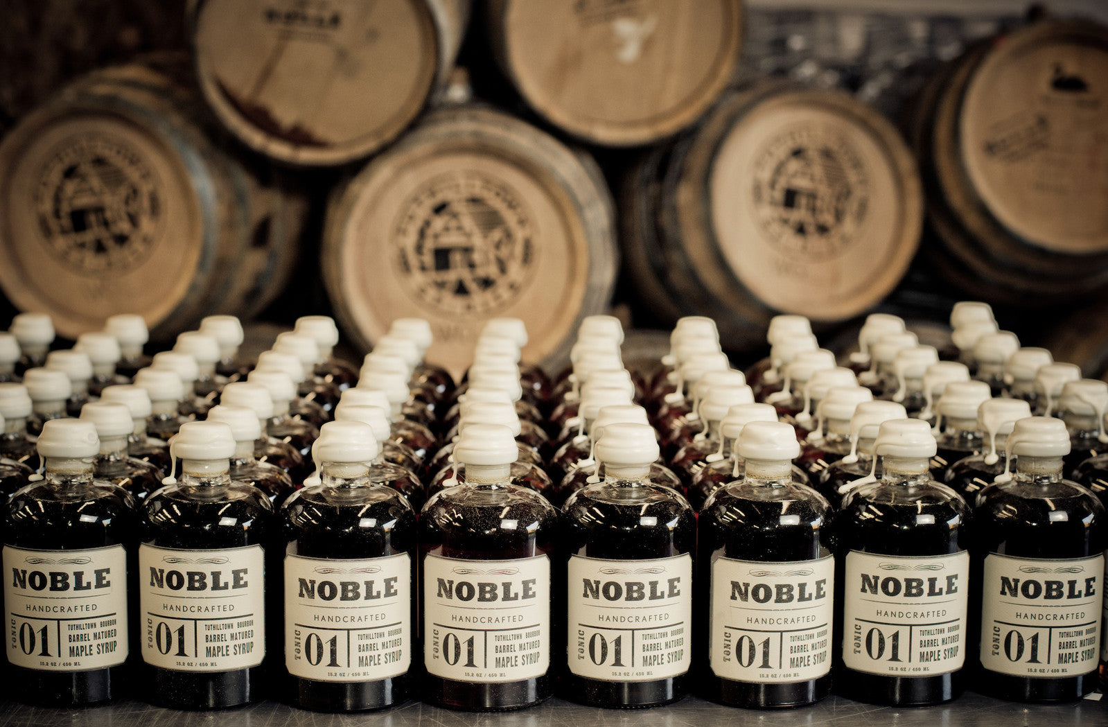 Noble Handcrafted Maple Inspired Tonics Hong Kong