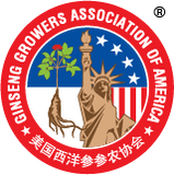 Ginseng Growers Association of America seal program logo