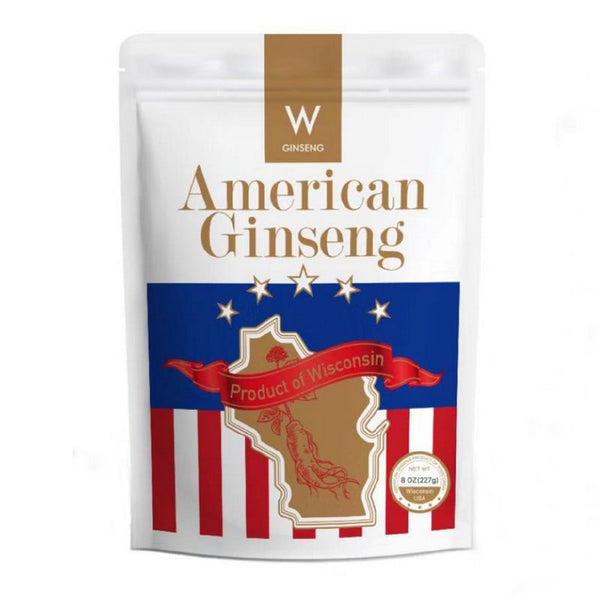 #15 Wisconsin Ginseng Short - Small