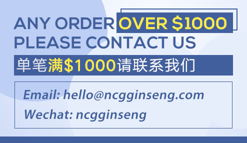 Special orders over $1000