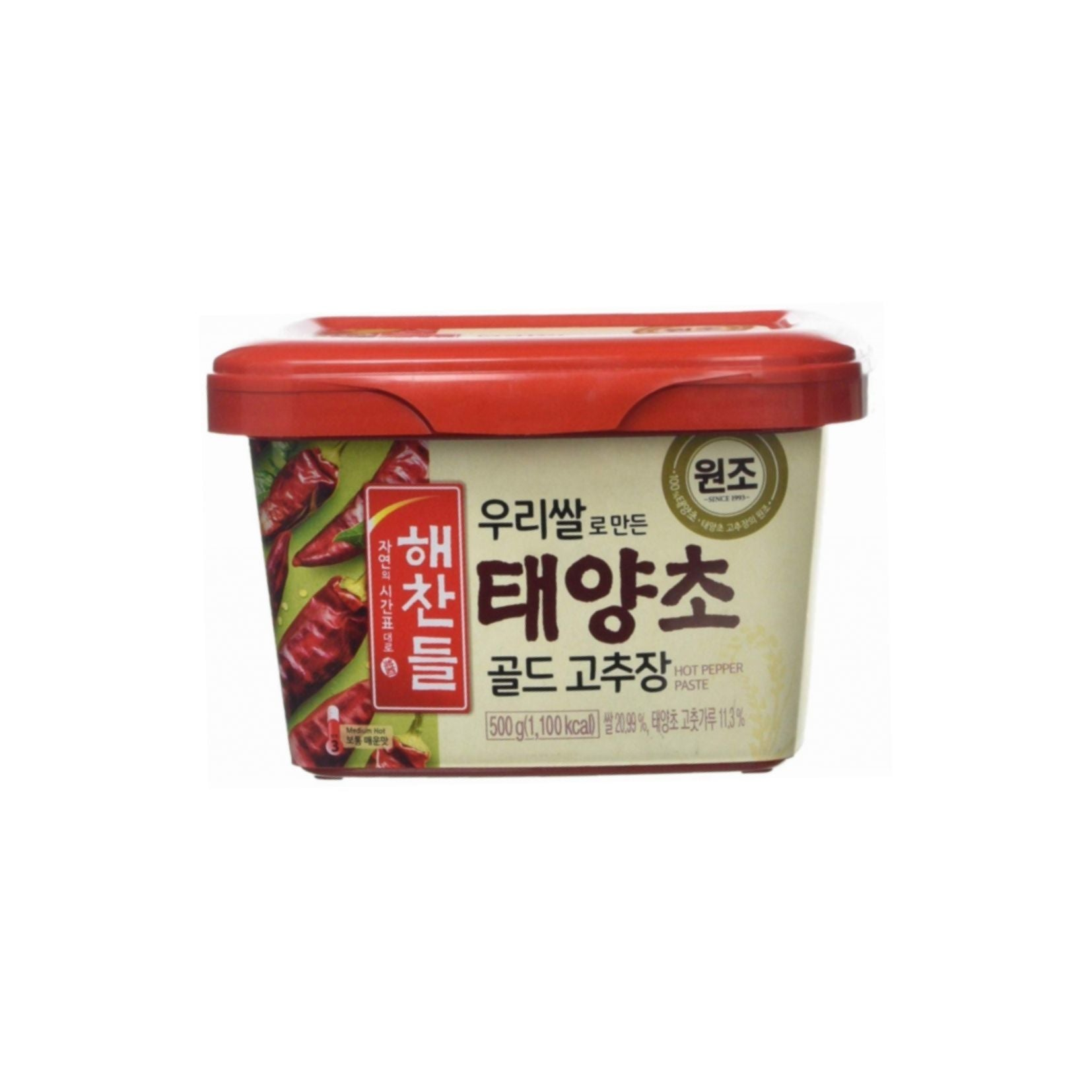 Gochujang Red Pepper Korean Paste - 1kg