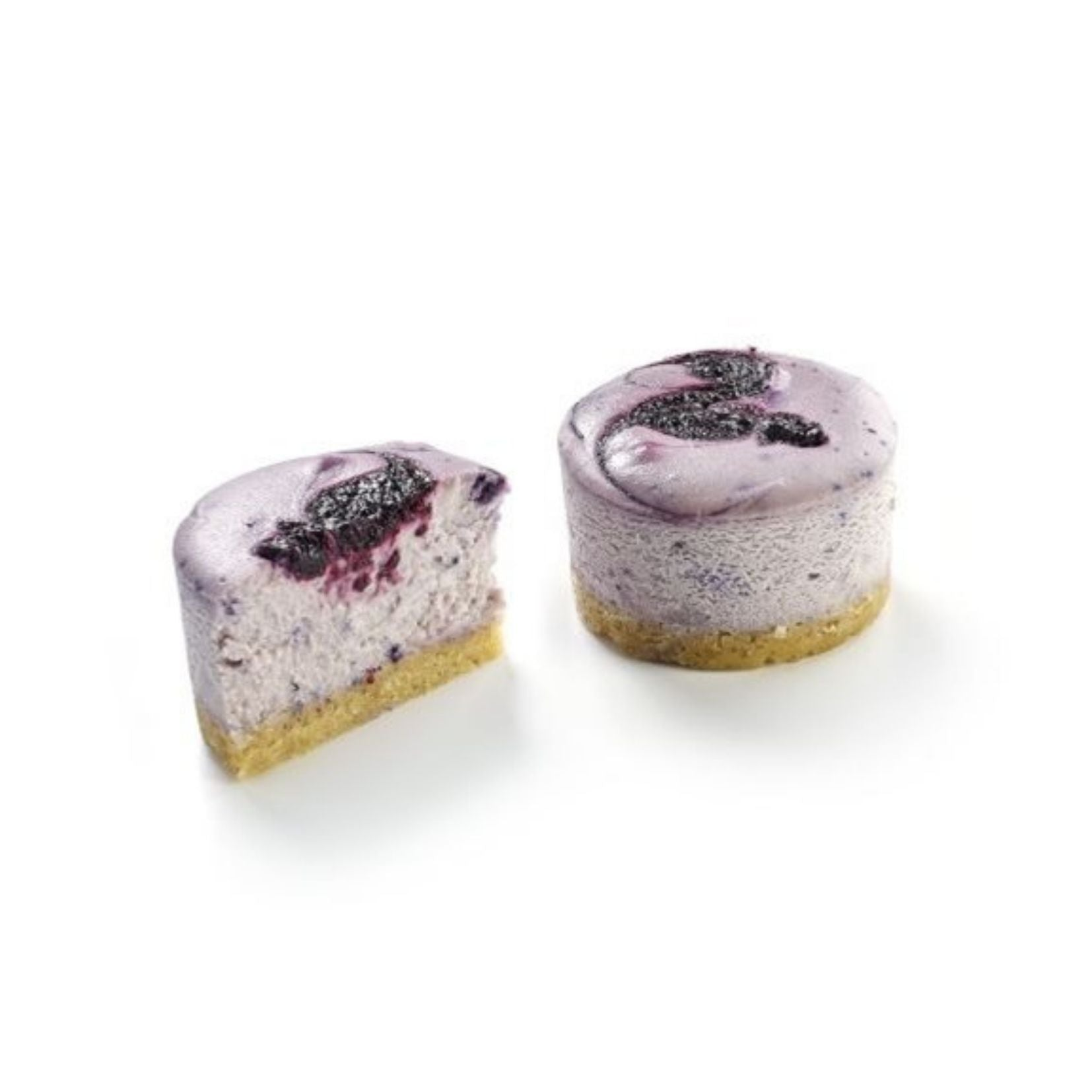 Marbled Blueberry Cheese Cake - 85g