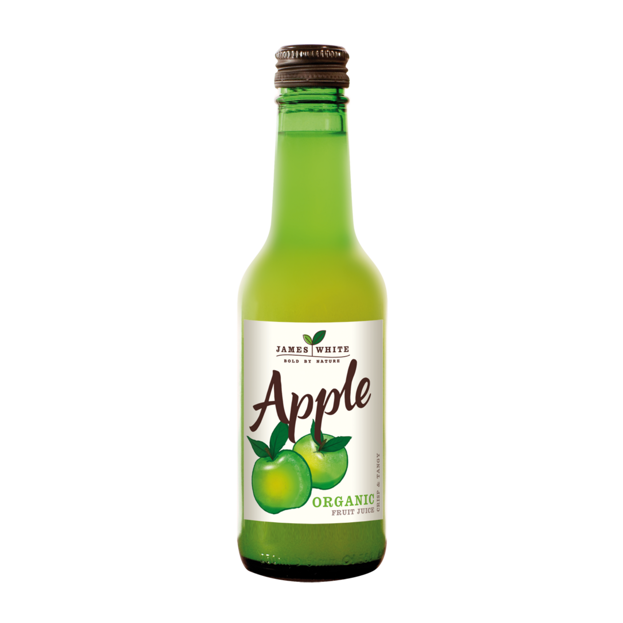 JW Organic Apple Juice