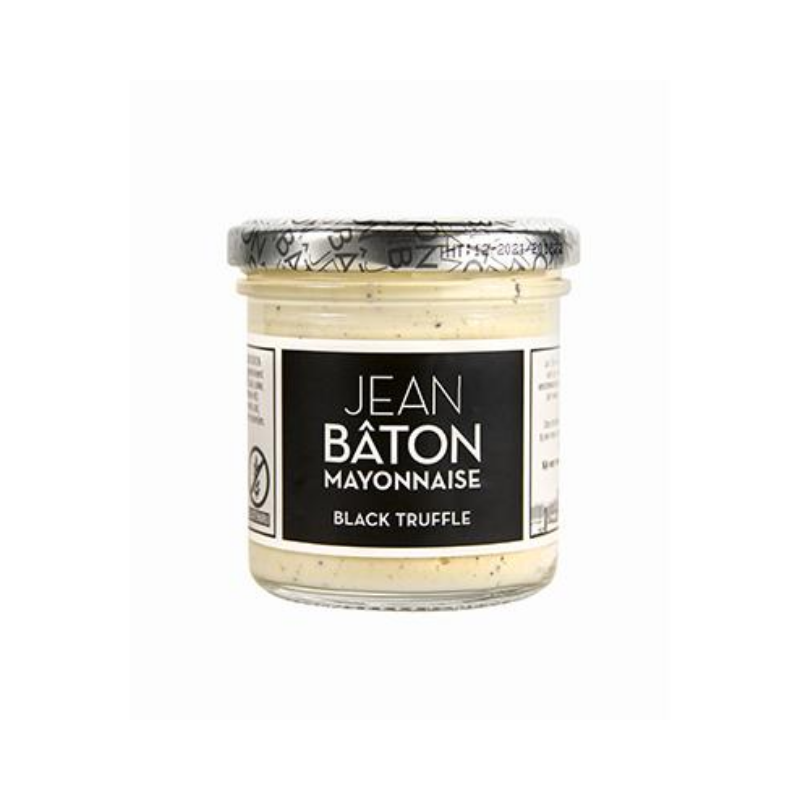Black Truffle Mayonnaise - 130g
