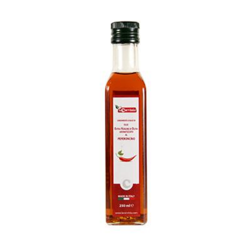 Extra Virgin Olive Oil with Chilli - 250ml