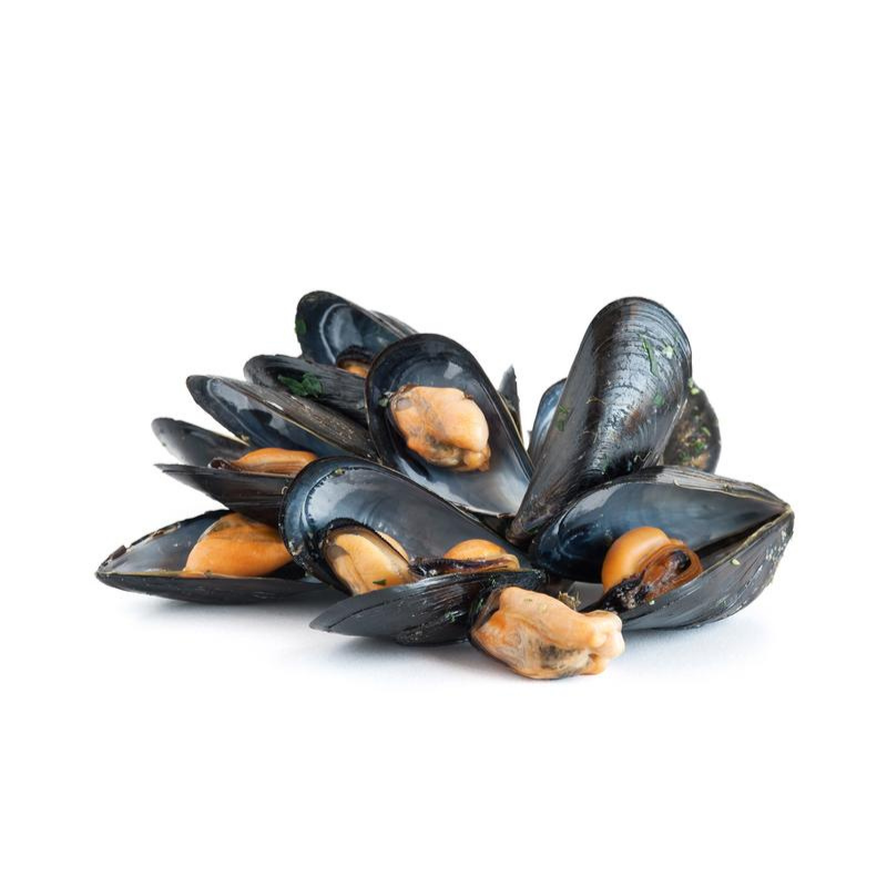 Fresh Dutch Mussels - 2kg