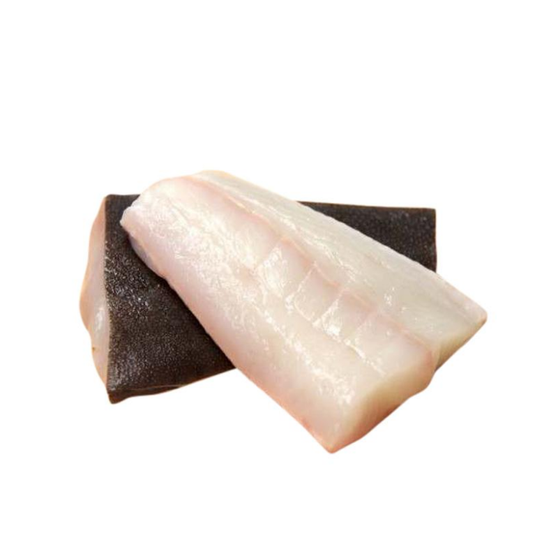 Fresh Halibut Fillet Skin On - 1kg Approx