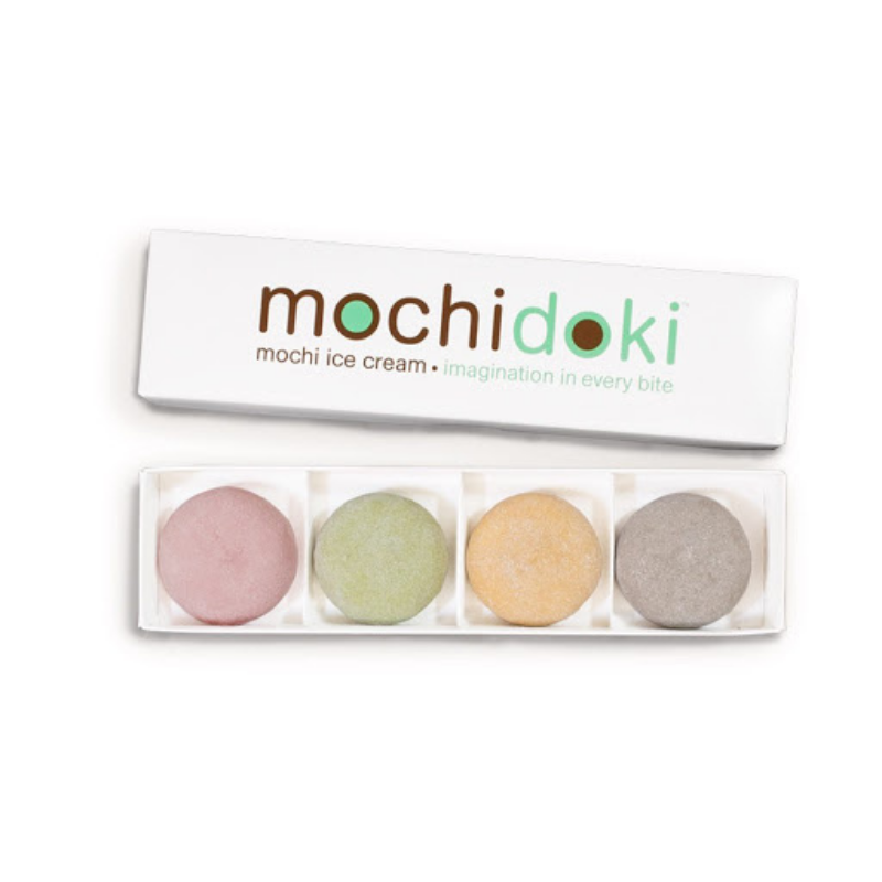 Mochi Ice-Cream - 4 Pieces