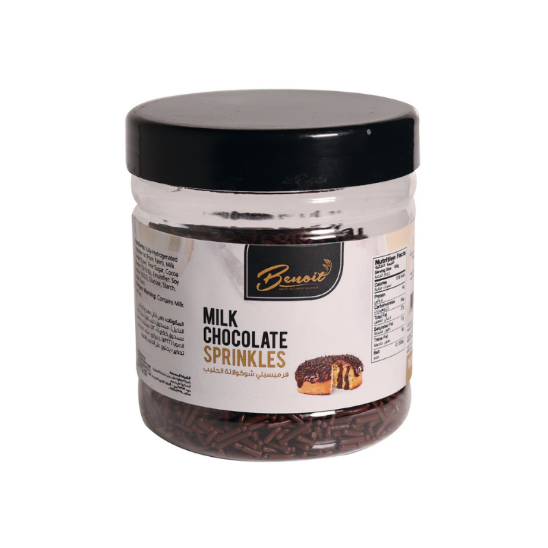 Milk Chocolate Sprinkles - 100g