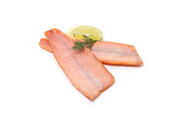 Smoked Trout Fillet (Frozen) - 1kg