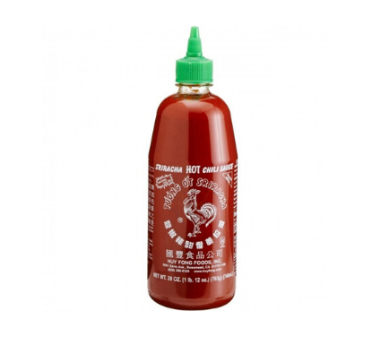Hot Chili Sauce - Sriracha - 740ml