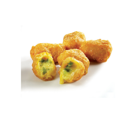 McCain Chili & Cheese Nuggets - 1kg