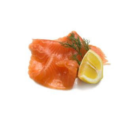 Smoked Salmon Pre-Sliced (Frozen) - 1.4kg Approx