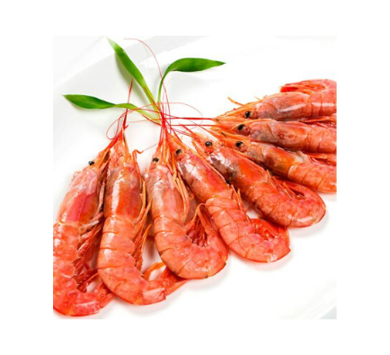 Wild Red Shrimps Head On Jumbo (Frozen) - 2kg