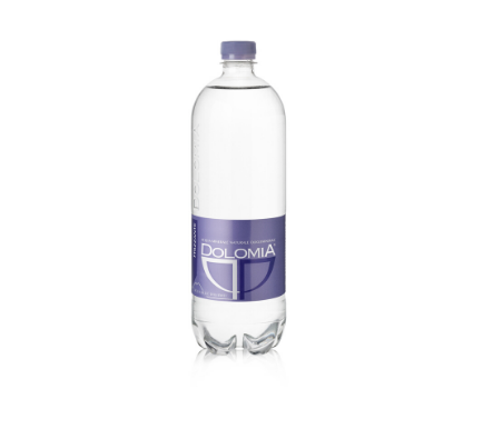 Dolomia Elegante - Natural Mineral Water (Sparkling) - 1000ml x 10