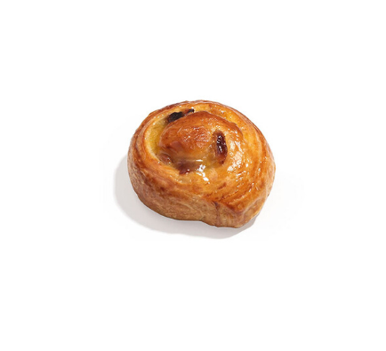 Mini Pain Aux Raisins With Butter - 30g x 150