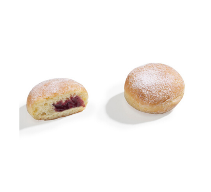 Fully Baked Mini Beignet Red Fruits - 25g x 105