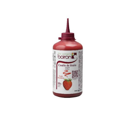 Strawberry Coulis - 500g
