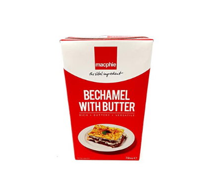 Bechamel With Butter - 1Ltr