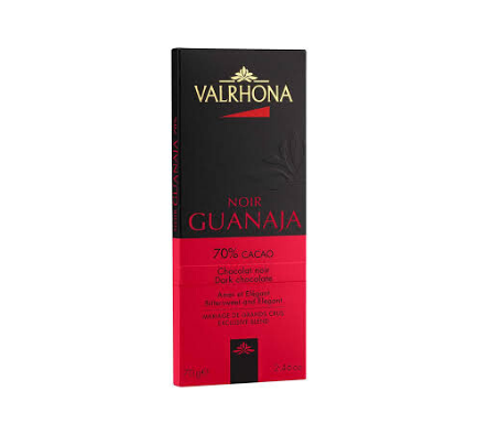 Dark Chocolate Tablet Grand Cru Guanaja 70% - 70g