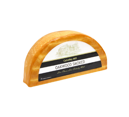 Smoked Cheddar Cheese - 1kg Approx