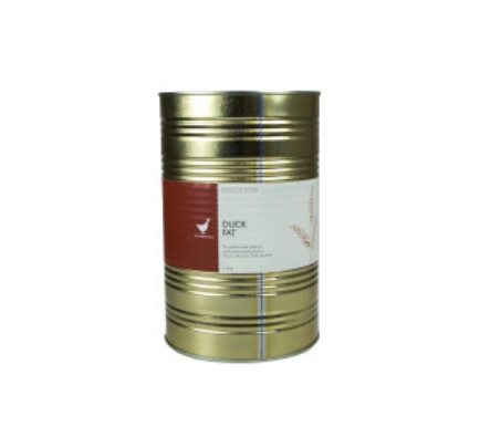 Duck Fat Preserved - 3.5kg