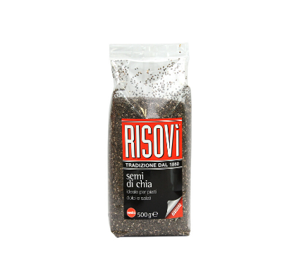 Seeds Chia Black - 500g