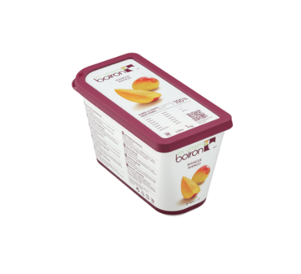 Mango Puree (No Added Sugar) - 1kg