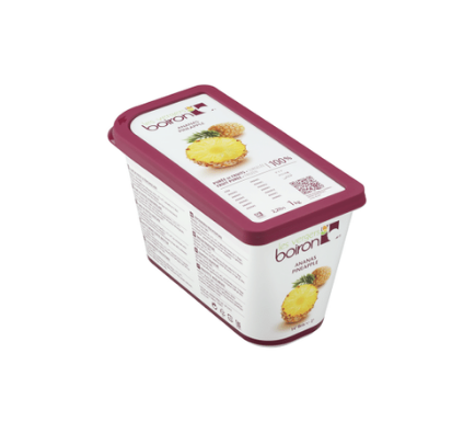 Pineapple Puree (No Added Sugar) - 1kg