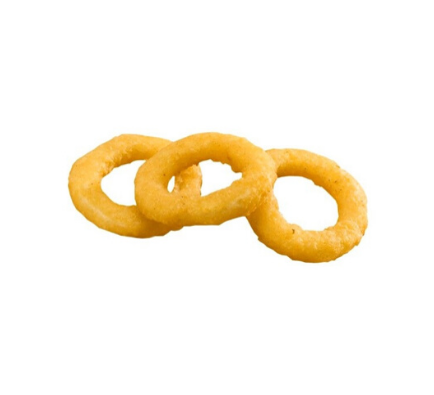 McCain Battered Extruded Onion Rings - 907g