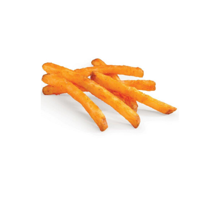 McCain Super Crisps Spicy Fries - 2.25kg