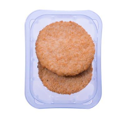 Vegan Fish Style Breaded Fillet - 100g x 4