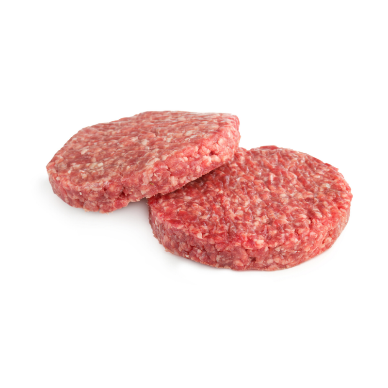 Certified Angus Beef® Burger Patty 5 Oz - 142g x 7