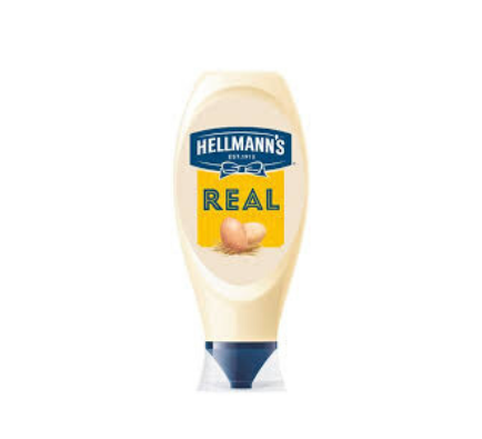 Squeezy Real Mayonnaise - 395g