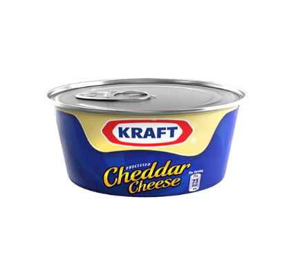Cheddar Cheese Can - 190g