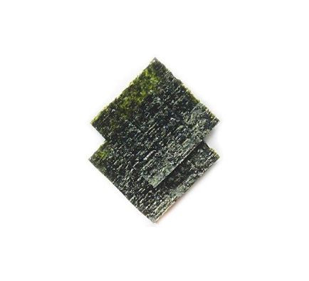 Dried Seaweed Sheets - 20 sheets