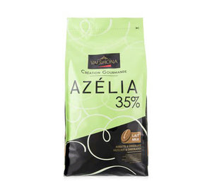 Milk Chocolate Feves Azelia 35%