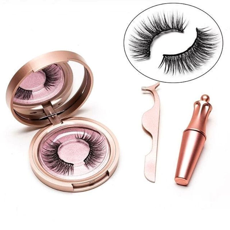FREE Magnetic 3D Eyelashes and Eyeliner Kit