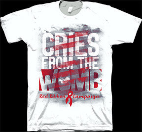 Cries From the Womb T-Shirt