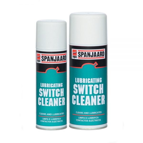 Spanjaard - Lubricating Switch Cleaner
