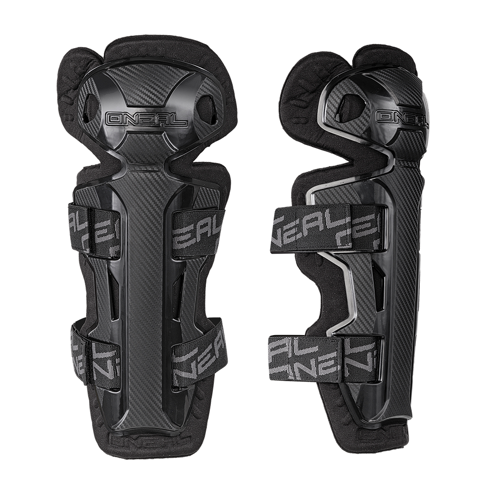 O'Neal - Pro II RL Carbon Look Knee Cups (Youth)