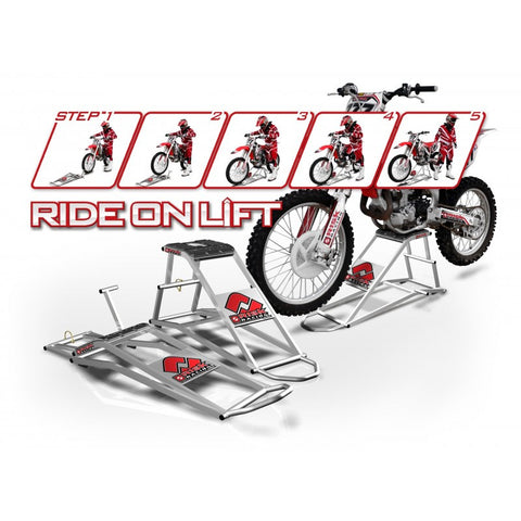 Risk Racing - Ride-On Lift Stand