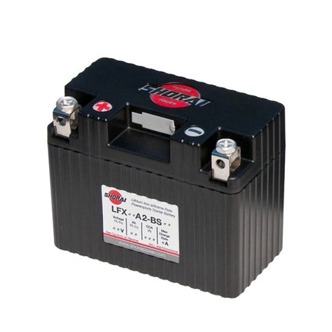 SHORAI - LFX Lithium Powersports Battery (LFX14A2-BS12)