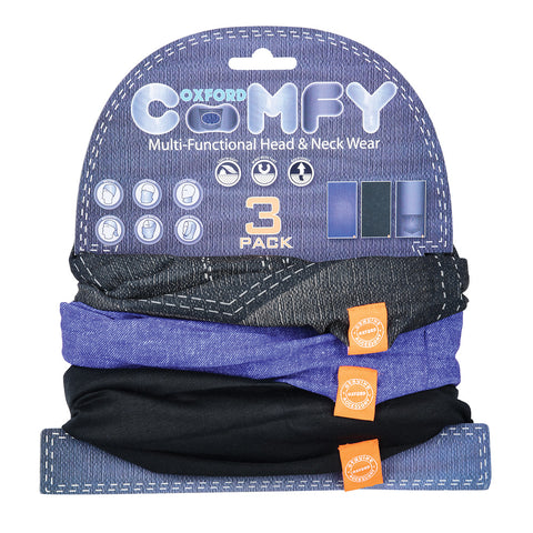 Oxford - Comfy 3 Pack